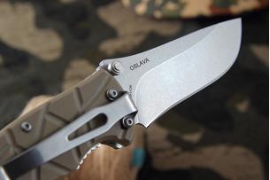 Mr.Blade - Oslava Tan