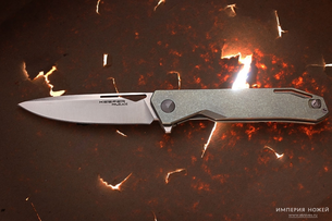 Mr.Blade - Keeper Titanium/M390