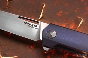 Mr.Blade - Snob Titanium/M390