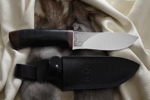 Zlatoust AiR - Gepard leather