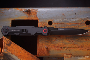 Mr.Blade - Ferat Black Serrated