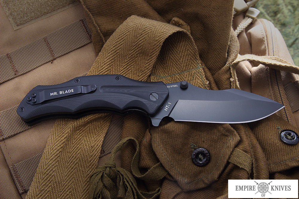 Mr.Blade - HT-1 Black