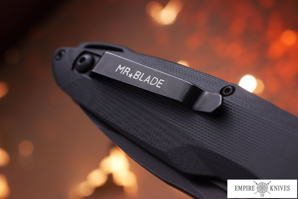 Mr.Blade - Convair Black