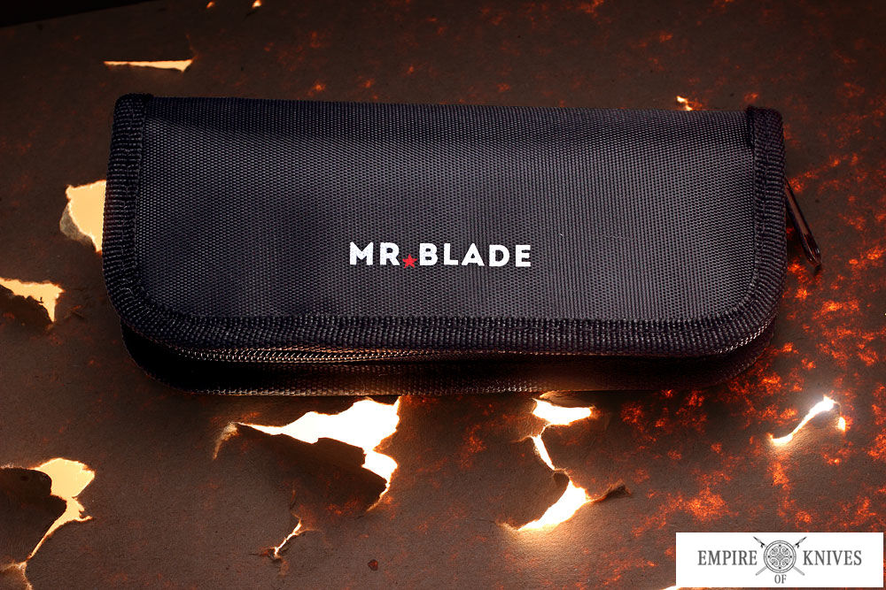 Mr.Blade - Pike Tan