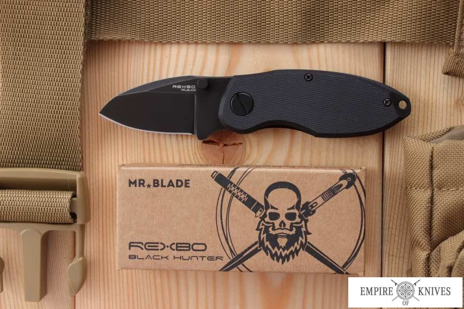Mr.Blade - Rexbo