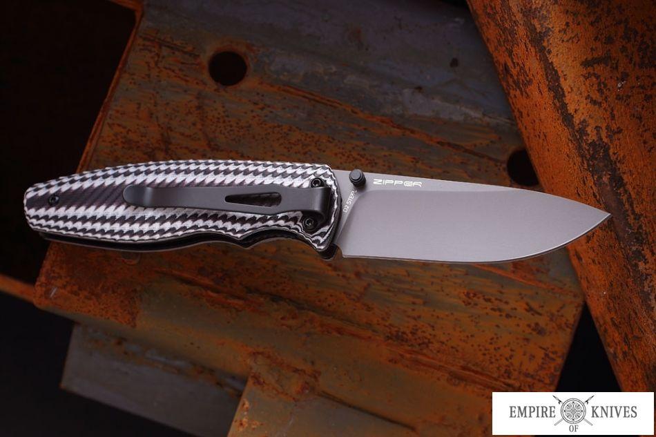 Mr.Blade - Zipper Colored