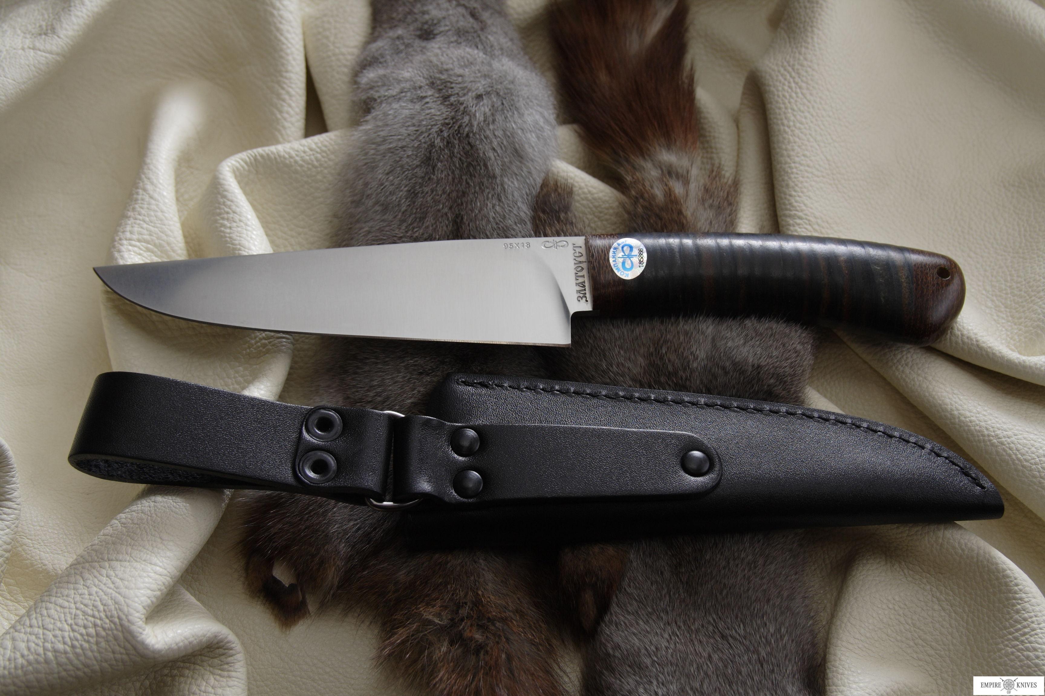 Zlatoust AiR - Baribal leather