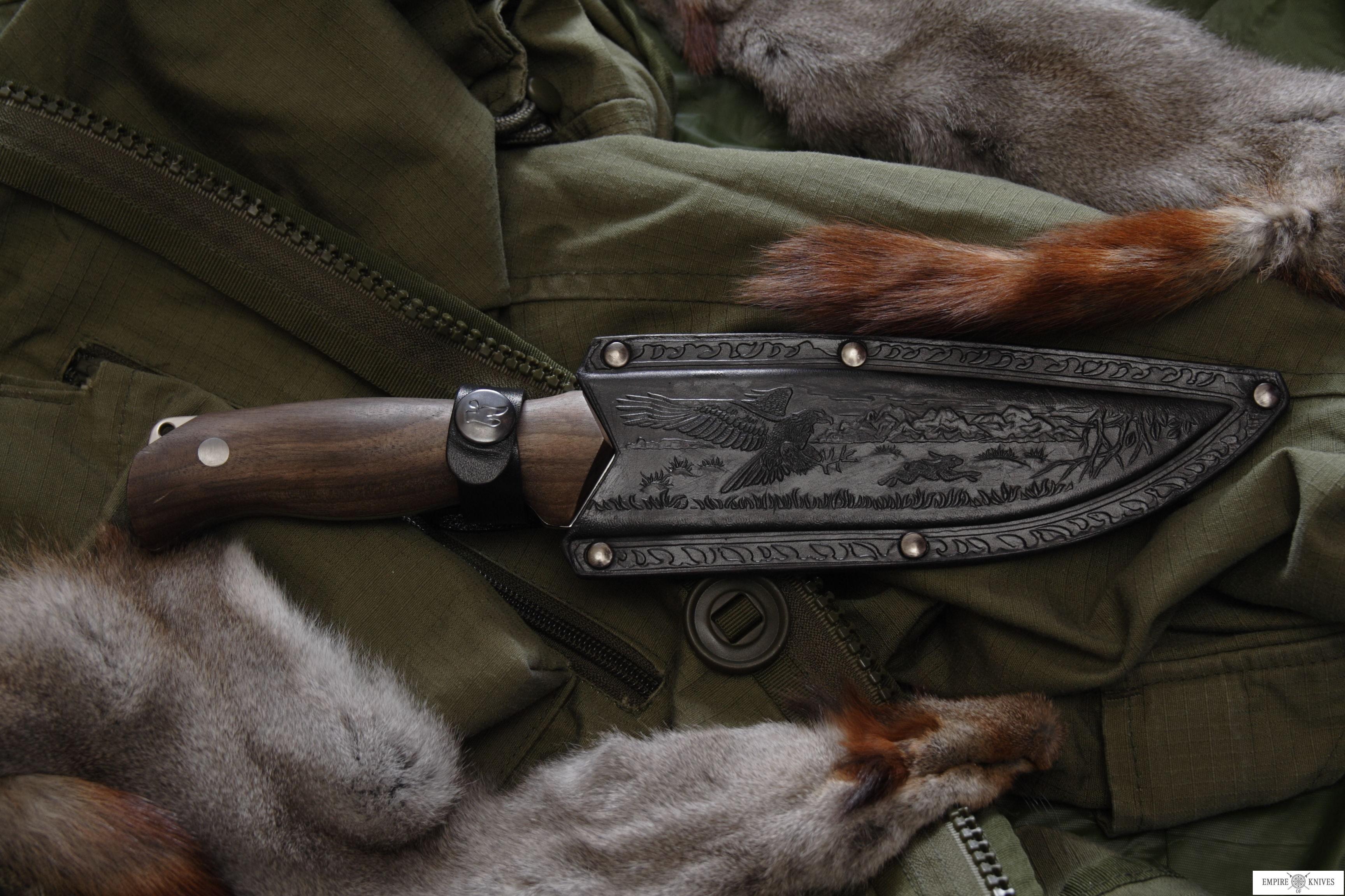 Kizlyar - Berkut hand